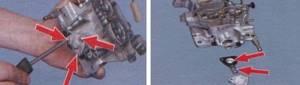 Замена карбюратора на ВАЗ 2108, ВАЗ 2109, ВАЗ 21099