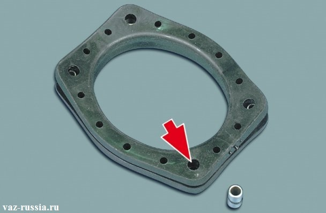 Очистка вентиляции картера на ВАЗ 2101-ВАЗ 2107