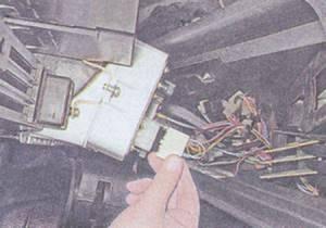 Замена панели приборов на ВАЗ 2104, ВАЗ 2107
