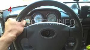 Замена рулевого вала на ВАЗ 2101, ВАЗ 2102, ВАЗ 2103, ВАЗ 2106