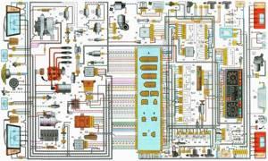 Замена контроллера на инжекторных ВАЗ 2108, ВАЗ 2109, ВАЗ 21099