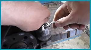 Прокачка тормозов на ВАЗ 2101-2107