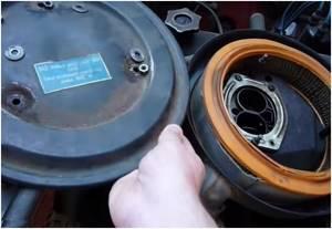 Замена воздушного фильтра на ВАЗ 2101-ВАЗ 2107