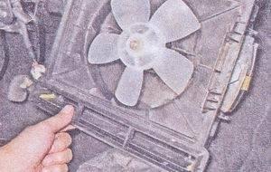 Замена электродвигателя вентилятора на ВАЗ 2101-ВАЗ 2107