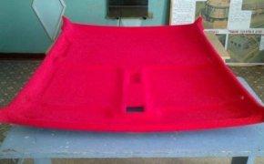 Замена обшивки потолка на ВАЗ 2108, ВАЗ 2109, ВАЗ 21099
