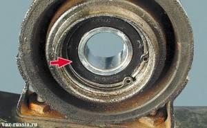 Замена подвесного подшипника на ВАЗ 2101-ВАЗ 2107