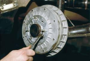 Замена тормозных дисков на ВАЗ 2110, ВАЗ 2111, ВАЗ 2112